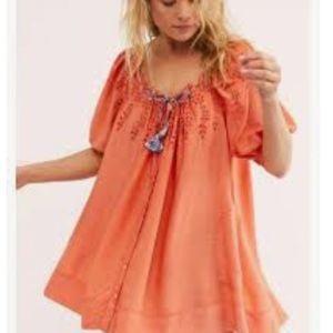 Free People Lydia Tunic Dress